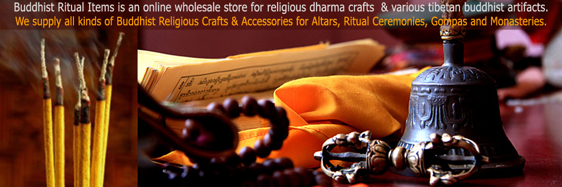 Buddhist Ritual Items: Wholesale Store for Buddhist Crafts